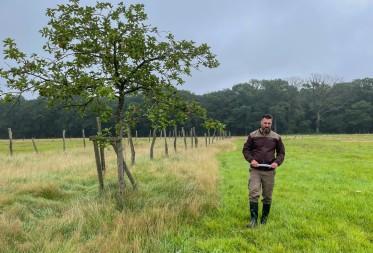 Oude fruitboomrassen overleven als levende genenbank in HOBOS-Bosland