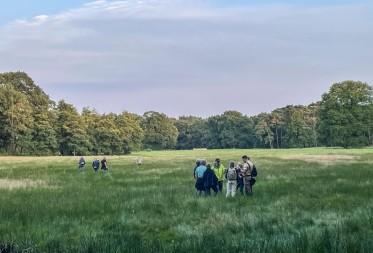 Vrijwilligers en boswachters aan de slag voor meer biodiversiteit