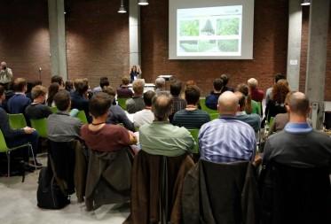 Bosland inspireert tijdens het 7de Vlaamse Milieucongres