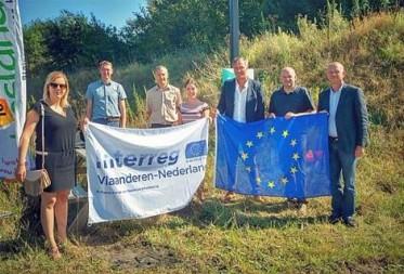 Nolimpark gaat dit najaar van start met omvorming groen binnen Interreg project 2B Connect