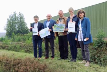 Bedrijven Brabantia en Profel dragen zorg voor de natuur